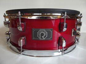 "14"" E-Drum Snare Pad von RATHGEBER-DRUMS / www.r-drums.com"