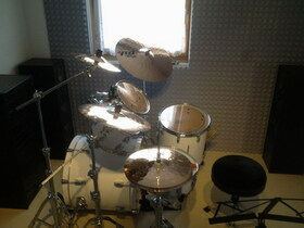 14. Drums