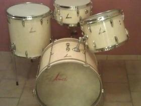 Sonor 50th White Marine Pearl